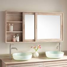 wall hanging bathroom cabinets top 73 ace large mirrored medicine cabinet recessed bathroom small