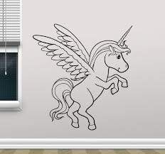 Unicorn Home Decor Online Buy Wholesale Wall Decor Unicorn From China Wall Decor