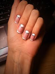 fashionable french manicure designs all for fashions fashion