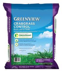 greenview crabgrass plus lawn food 13 5 lb