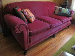 Antique Settee For Sale Vintage Mohair Sofa 1930s Era This Very Much Resembles The Old