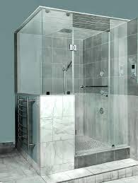 glass shower door splash guard european style shower door doorsandmore ca bathroom renos
