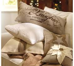Pottery Barn Decorative Pillows 226 Best Christmas Cushions Images On Pinterest Christmas