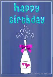 birthday card denim sparkling chagne bow gif 284 410 e