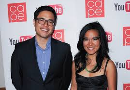 ali wong and randall park want to make a romantic comedy time