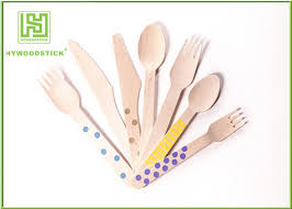 disposable cutlery healthy birch wooden disposable cutlery personalized wooden
