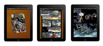 buy comic book app complete ios ipad template app comics and