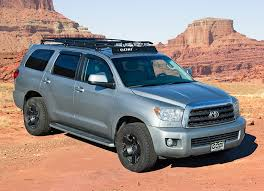 roof rack for toyota sequoia toyota sequoia gobi roof racks