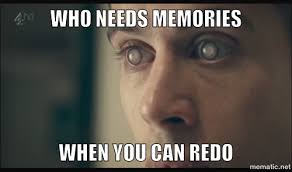 Mirror Meme - black mirror meme when you can redo on bingememe