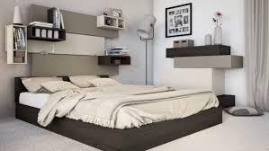 etagere de chambre deco chambre avec etageres