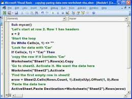 how to copy and paste data from one excel worksheet to another