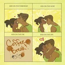 Princess Jasmine Meme - tianaveen cute kiss meme by tagzii on deviantart