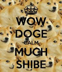 Much Dog Meme - funny much wow dog meme picture quotesbae