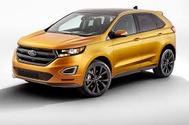 2015 ford edge overview cars com