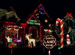 where to see the best christmas lights fatherly