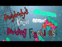 flocabulary dividing fractions keep change flip ted ed