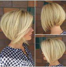 Bob Frisuren 2017 Blond by Angled Bob Hairstyles 2017 Most Haircuts Hairstyles