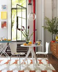 dining room surprising space saving dining tables with globe