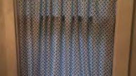 Top And Bottom Rod Curtains Curtains With Rods At Top And Bottom Ldnmen Com