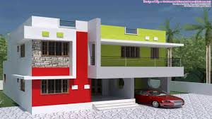 home design 1200 square feet house plans india and elevation sq