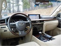 Lexus Lx Interior Pictures 2017 Lexus Lx Pictures Dashboard U S News U0026 World Report