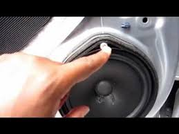 2012 honda accord speaker size how to remove door panel and install speakers on a 2010 honda
