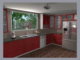 2020 Kitchen Design Software 2d Kitchen Design 2d Five 12 Kitchen West Wall Elevation Design