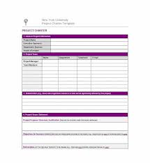 40 project charter templates u0026 samples excel word template