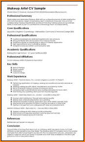Freelance Makeup Artist Resume Sample by Hairdressing Cv Template Article Citation In Apa Style Pay To Do
