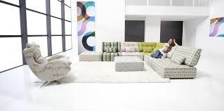 Modular Sectional Sofa Arianne Modern Modular Sectional Sofa Fama Sofas