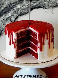 bloody cake best cheap easy food kid