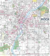 Illinois Map Of Cities by Rockford Illinois Map My Blog