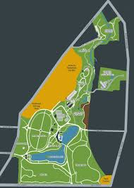 Atlanta Street Map Maps Piedmont Park Conservancy Inc