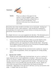 sample friendly letter format how to write a friendly letter free