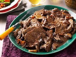 slow cooker pot roast taste of home
