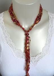 Ladder Trellis Yarn Patterns 41 Best Crochet Jewelry Images On Pinterest Crochet Jewellery