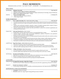 Resume For College Students Free by Example Of College Resume Resume Examples And Free Resume Builder
