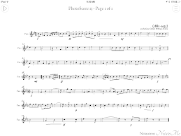scanning music with your ipad u2013 ocr on music notation for free