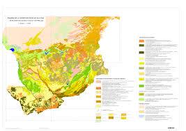 Chad Map Elaboration Of Map Prototypes Repsahel