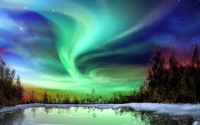 aurora borealis northern lights hat causes the aurora borealis northern lights hd wallpaper