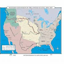 map us expansion map of western expansion in the us 1804 1807 from onlyglobes