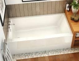 Soaker Bathtubs Bathmaax New Town Soaker Tub Reviews Maax Soaking Tubs