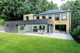 modern extensions extension to a hshire home homebuilding renovating