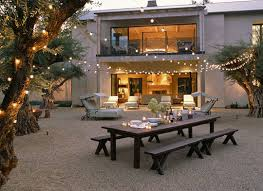 Light Bulb String Outdoor Home Infatuation Design Live Luxury Outdoor Living