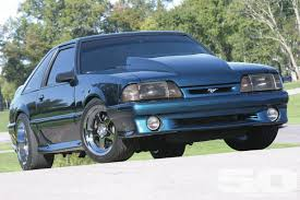 1993 mustang lx 1993 ford mustang lx second helping photo image gallery
