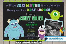 inc baby shower inc baby shower invitation sonogram