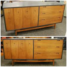 free ship american martinsville lowboy bedroom dresser long