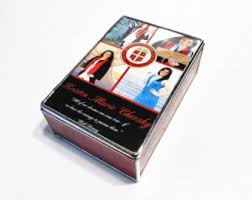 graduation memory box college keepsake box etsy