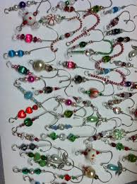 beaded ornament hooks why use boring hooks christmas