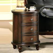 small corner accent table accent table with drawers small accent table with drawer image of